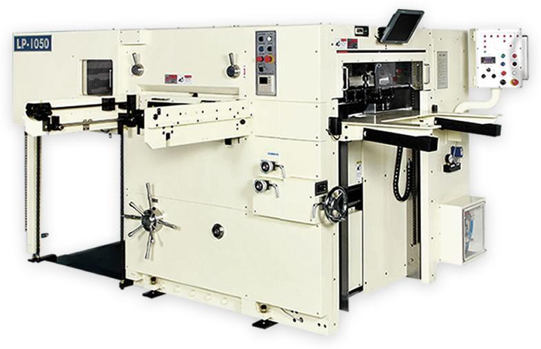 半自動平盤打抜機 LP-1050型