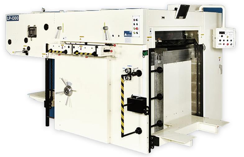 半自動平盤打抜機 LP-1300型・LP-1500型